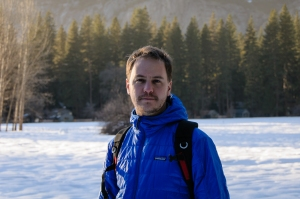 Blog author Martin Sikora is a postdoc in the lab of Carlos Bustamante.