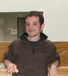 Blog author Ethan Jewett is a PhD student in the lab of Noah Rosenberg.