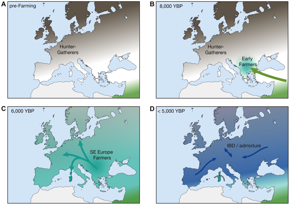 What S Sardinia Got To Do With It Ancient And Modern Genomes Shed