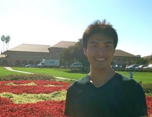 Post author Henry Li is a graduate student in the Wong Lab.